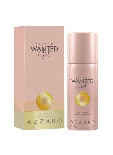 Azzaro Azzaro Wanted Girl Deo Spray 150 ml Deodorant Renksiz